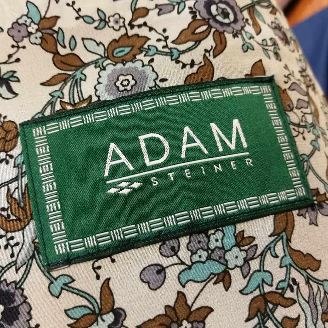 Kvalitní oblek - ADAM STEINER