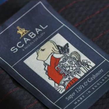 Limitovaná edice látek Scabal