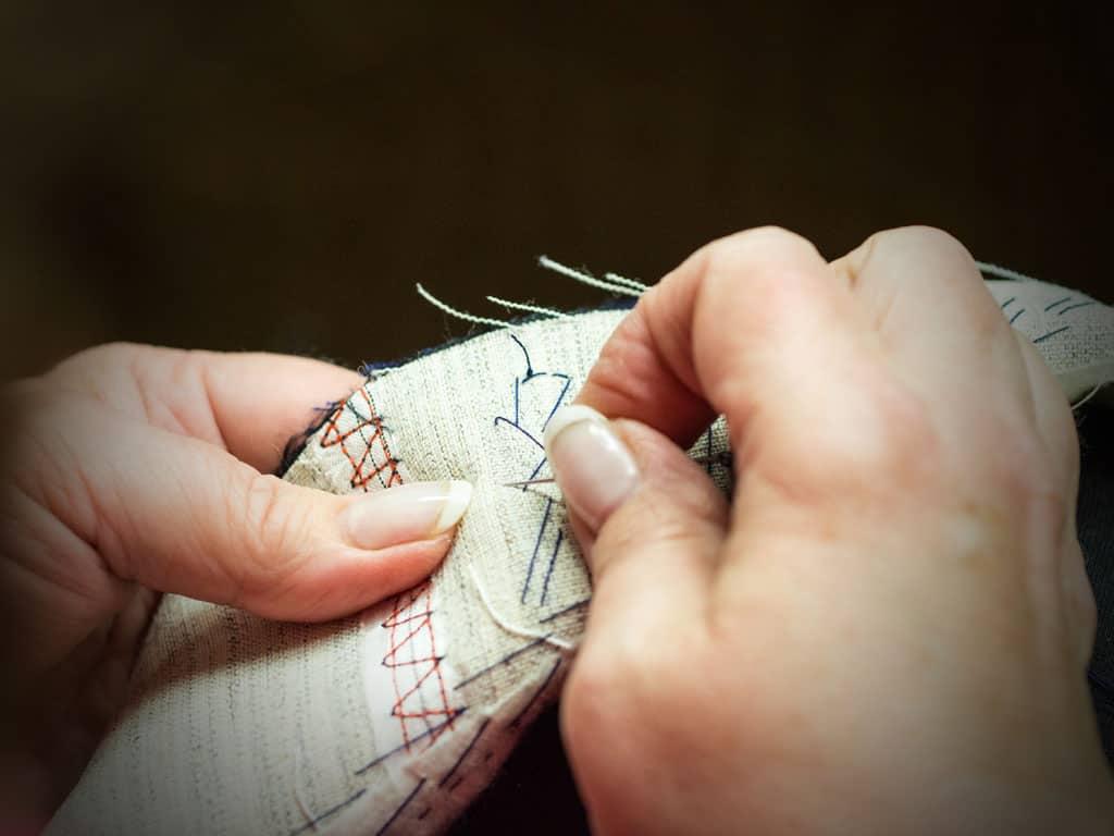Ruční šití