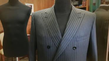Dvouřadé sako: žhavý trend