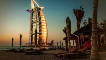 Letní sako do Dubaje