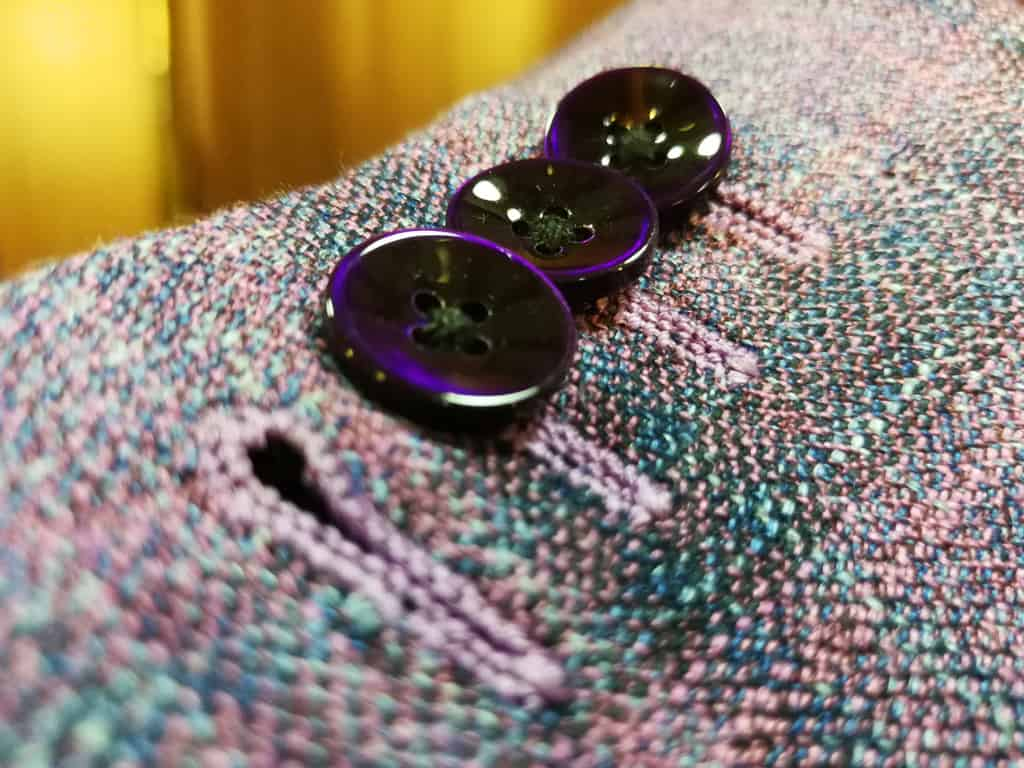 Purpurové sako