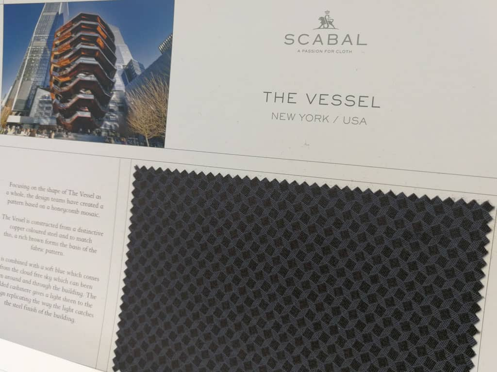 Scabal PANORAMA - The Vessel, New York / USA