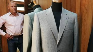 Dva volnočasové blazery